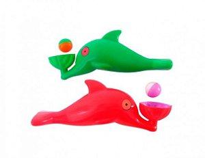 Mini Brinquedo Golfinho 12 Un - Catelândia