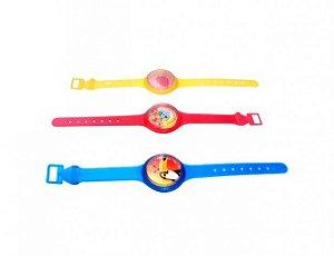 Mini Brinquedo Relógio 12 Un - Catelândia