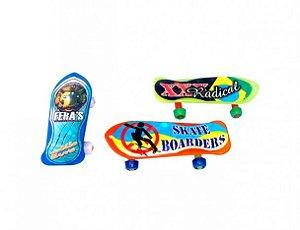 Mini Brinquedo Skate 12 Un - Catelândia