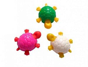 Mini Brinquedo Tartaruga 20 Un - Catelândia Mega Loja