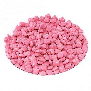Mini Chicletes Rosa para Mesas de Guloseimas 500g - Catelândia