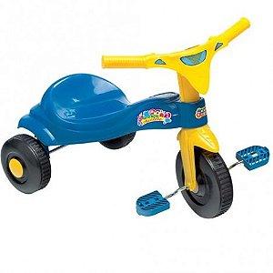 Motoca Tico Tico Chiclete Magic Toys Azul - Catelândia