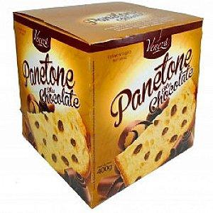 Panetone Macio com Gotas de Chocolate Fermentação Natural Veneza 400g - Catelândia