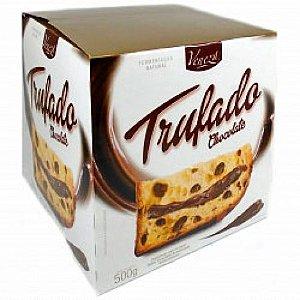 Panetone Trufado com Chocolate ao Leite Veneza 500g - Catelândia