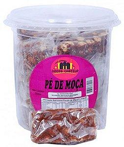 Pé de Moça Doce de Amendoim com Leite Condensado 20 Un - Catelândia