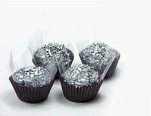 Pó Brilhante Bronze Comestível para Decoração de Alimentos 4g - Mix