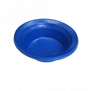 Pratos Descartáveis (Cumbuca) para Sorvetes - Azul Escuro 10 Un - Catelândia