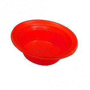 Pratos Descartáveis Cumbuca para Guloseimas - Vermelha 10 Un - Catelândia