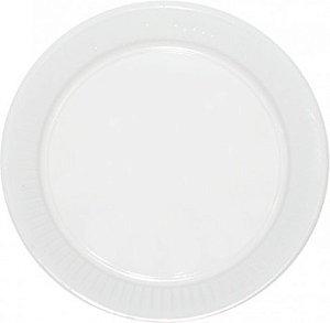 Pratos Descartáveis Para Churrasco ou Salgado 21cm 10 Un - Catelândia