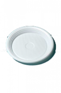 Pratos Tamanho Médio para Entradas ou Petiscos 180mm 10 Un - Catelândia
