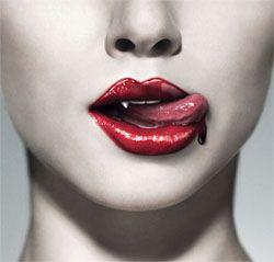 Sangue Comestível de Vampiros 15ml Acompanha 1 Dentadura de Vampiro - Catelândia