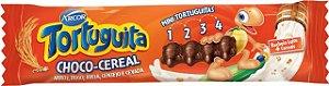 Tortuguita Choco Cereal com 5 Cereais Display com 12 Tabletes - Catelândia