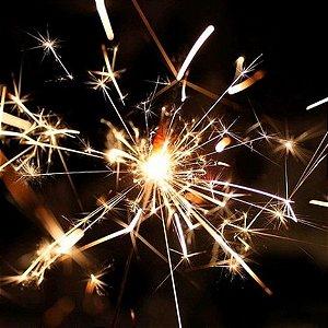 Vela Estrelinhas Mágicas Palitos Casamento ou Aniversário 4 Un - Catelândia