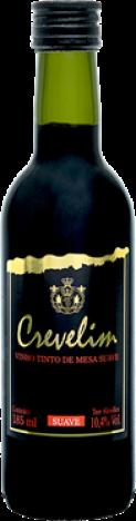 Vinho Crevelin Tinto Suave 375ml - Catelândia