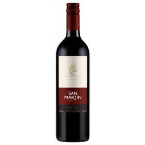 Vinho Tinto Seco San Martin 750ml Serra Gaúcha