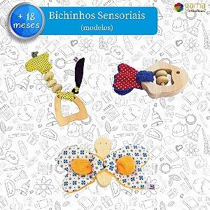 Brinquedos Sensoriais - modelos