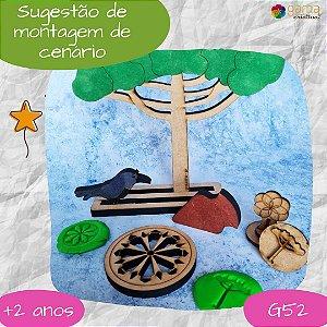 Cenário - Paisagens Curitibanas