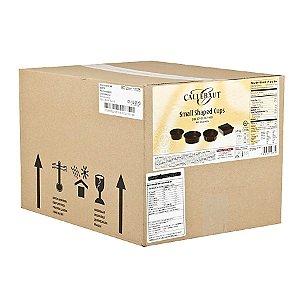 Copos sortidos amargo 48% Callebaut - 312 unidades