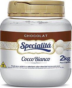 Pasta saborizante Cocco Bianco Specialitá- 2kg