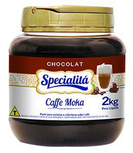 Pasta saborizante Caffe Moka Specialitá- 2kg