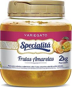 Pasta saborizante Frutas Amarelas Specialitá- 2kg