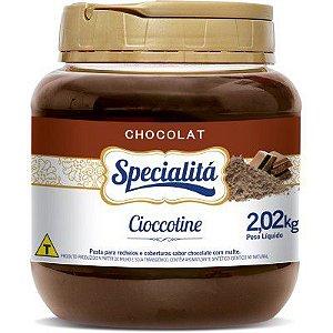 Pasta saborizante Cioccotine Specialitá - 2kg