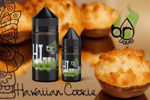 BR LIQUID - Hawaiian Cookie