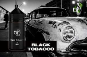 BR LIQUID - Black Tobacco