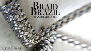 BRAID BRAZIL - Celtic Braid