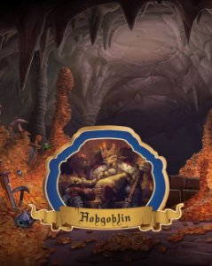 OPUS NEBULA - Hobgoblin