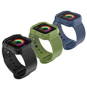 Pulseira com proteção para Apple Watch 42 44MM