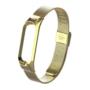 Metal ouro  - Mi Band 3/4