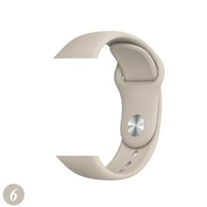 Puseira apple watch lisa - L06 (42 44MM)
