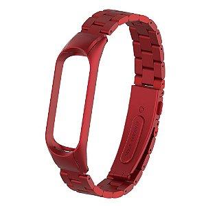 Metal Elos Vermelho com engate seguro - MB 4/3