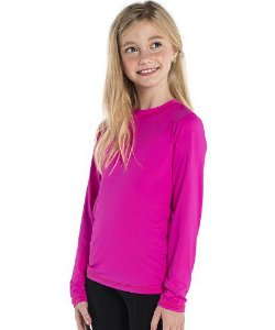 Blusa Proteção Uv Du Sell Infantil 1600