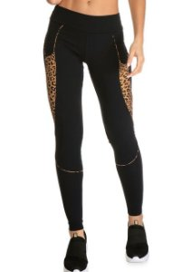 Legging Fit Du Sell Detalhe Estampado