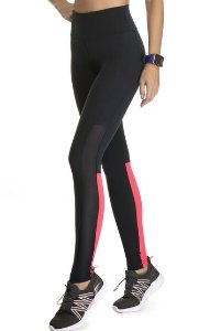 Legging Fit Du Sell com Tela Olympia