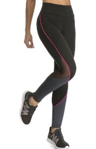 Legging Du Sell Sub Max Filete e Tule