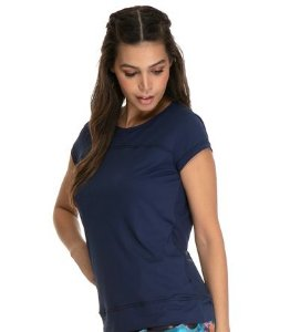 Blusa Du Sell Ultracool com Tela Petenatti