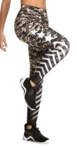 Legging Du Sell Sub Max Estampa Militar 5626