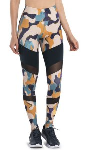 Legging Du Sell Fit Est 117 com Liso e Tule 5709
