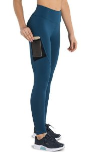 Legging Du Sell Compression c/ Bolso Tule 5699