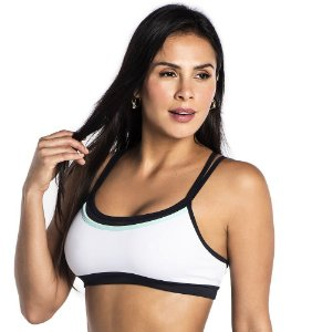 Top Du Sell Light Quadrile e Compression com Bojo Removível Ref. 2947