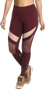 Legging Du Sell Up com Lummy e Tule Ref 5721