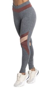 Legging Du Sell Fit com Lummy e Tule Ref. 5720