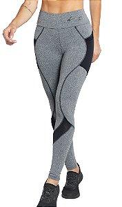 Legging Fit com Quadrile Ref. 5773