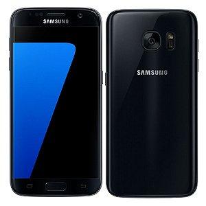 """Smartphone Samsung Galaxy S7 edge com 32GB, Tela 5.5"""", Android 6.0, 4G, Câmera 12MP e Processador Octa-Core"""