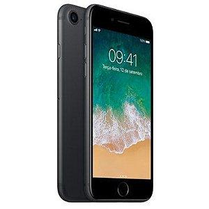 "iPhone 7 Apple 128GB, Tela Retina HD de 4,7"", 3D Touch, iOS 11, Touch ID, Câm.12MP, Resistente à Água e Sistema de Alto-falantes Estéreo"