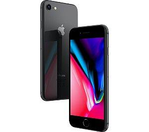 """iPhone 8 Apple com 64GB, Tela Retina HD de 4,7"""", iOS 11, Câmera de 12 MP, Resistente à Água, Wi-Fi, 4G LTE e NFC"""