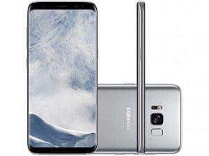 "Samsung Galaxy S8 64GB Dual Chip, Tela 5.8"", Android 7.0, 4G, Câm. 12MP e Octa-Core"